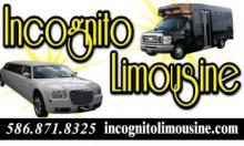 Incognito Limousine and Party Bus